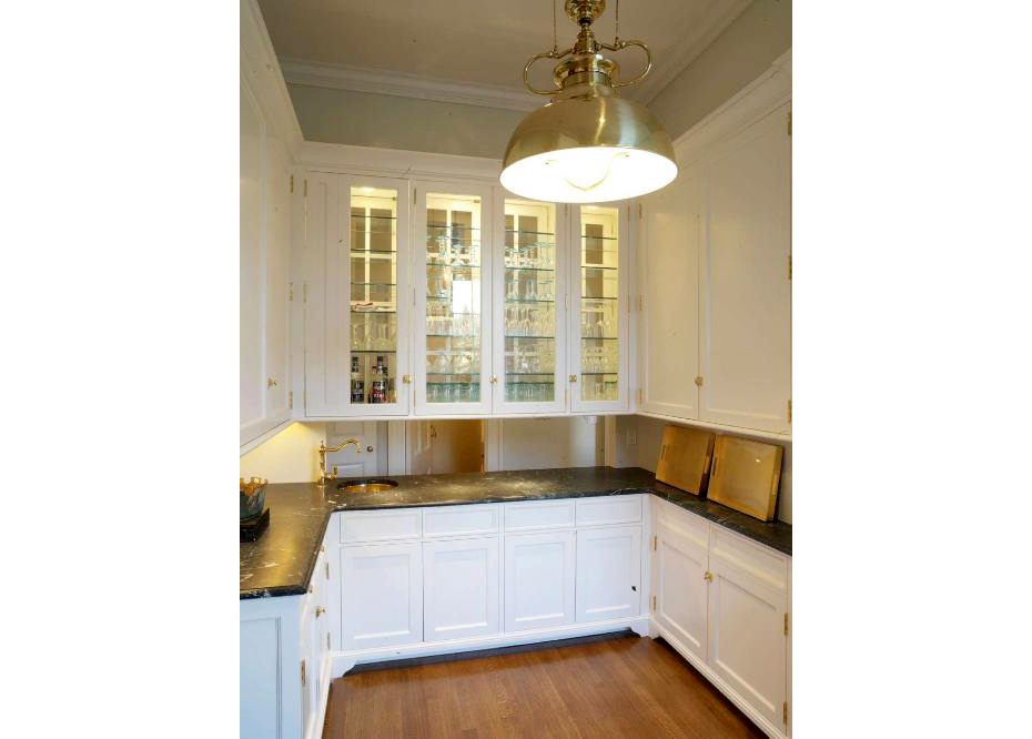 kitchen countertop remodel historic