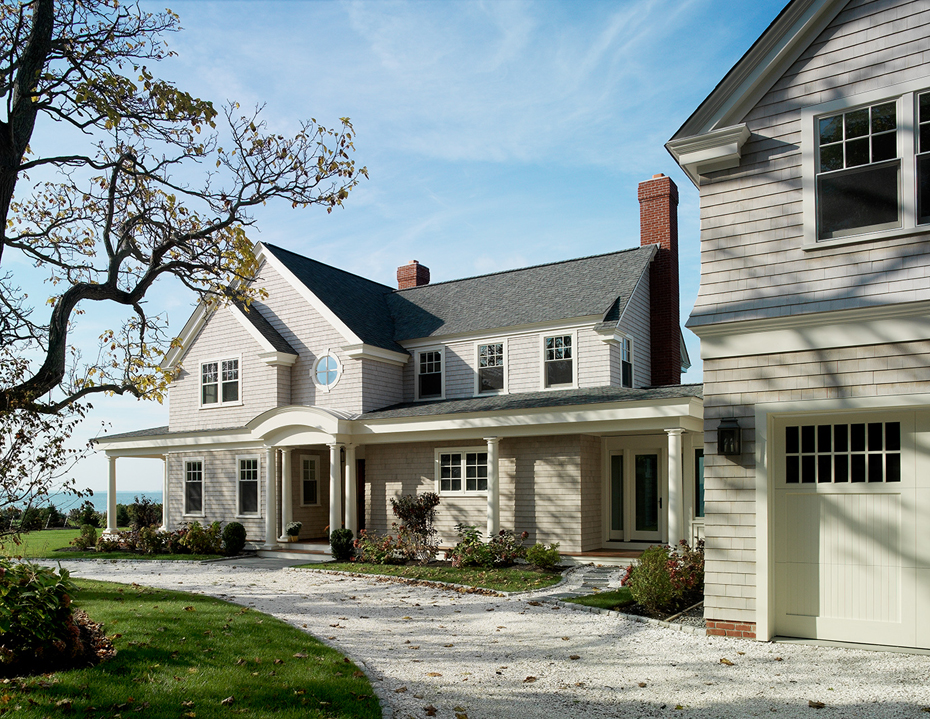 New England Waterfront Home | Couture Design Associates